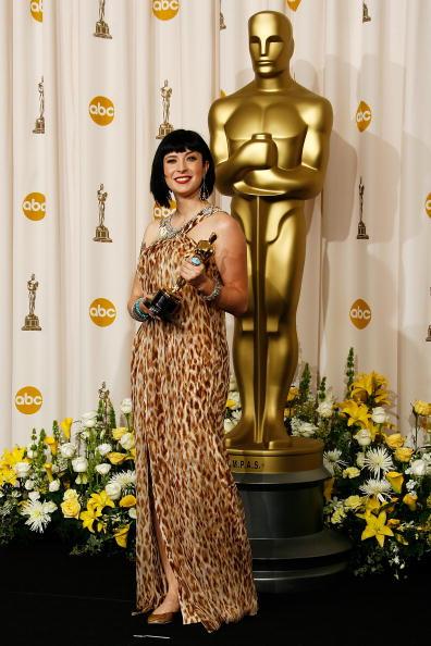 Best Screenplay Award「80th Annual Academy Awards - Press Room」:写真・画像(1)[壁紙.com]