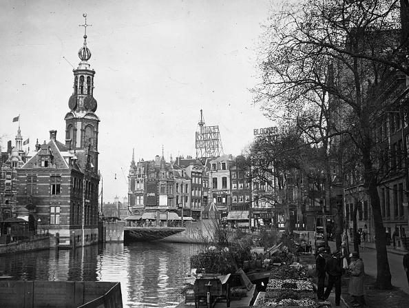 アムステルダム「Plant Barges」:写真・画像(12)[壁紙.com]
