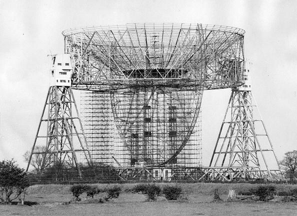 Cheshire - England「Jodrell Telescope」:写真・画像(16)[壁紙.com]