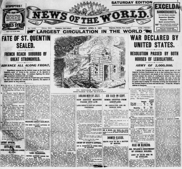 1910-1919「News Of The World」:写真・画像(15)[壁紙.com]