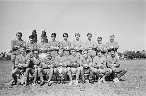 Sports Team「1963 Chelsea FC Football Team」:写真・画像(14)[壁紙.com]