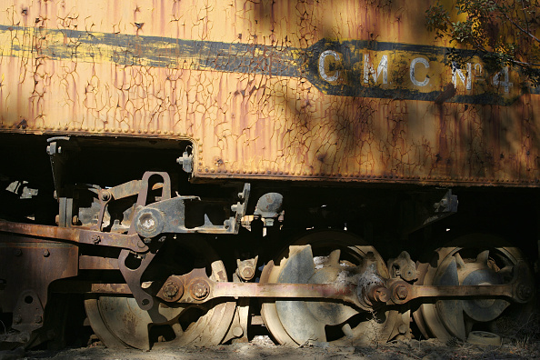Republic Of Cyprus「Detail study of the former Cyprus Cyprus Mining Corporation's massive 0-8-2T」:写真・画像(4)[壁紙.com]