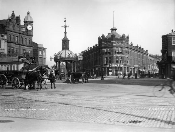 Blackpool「Talbot Square」:写真・画像(9)[壁紙.com]
