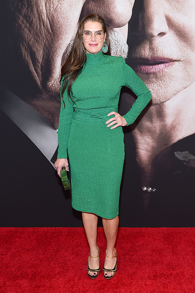 "Green Dress「""The Good Liar"" New York Premiere」:写真・画像(3)[壁紙.com]"