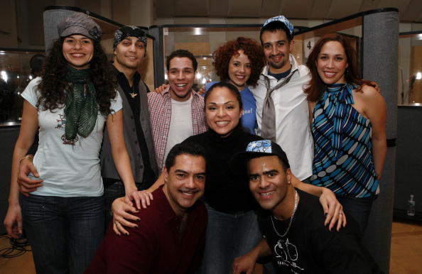 24 legacy「Original Broadway Cast of 'In The Heights' holds Recording Session」:写真・画像(16)[壁紙.com]