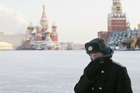 Russia「Temperatures Plunge In Moscow」:写真・画像(10)[壁紙.com]