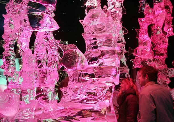 Annual Ice Sculpture Festival:ニュース(壁紙.com)