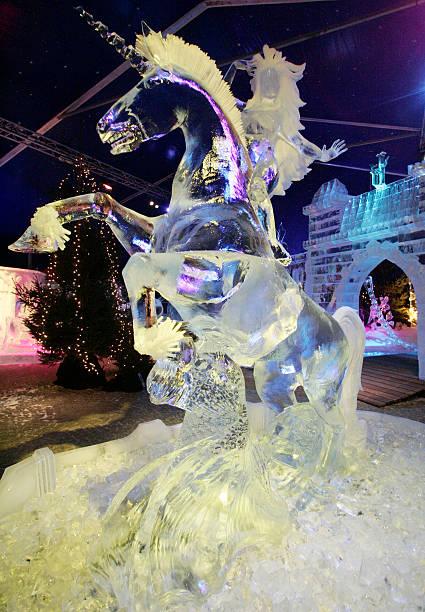 Belgium's Snow & Ice Festival Opens:ニュース(壁紙.com)