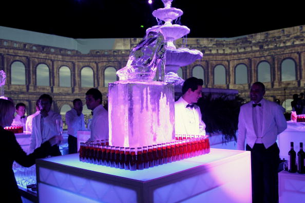 Ice Sculpture「RAFW S/S 2008/09 - Grazia Party」:写真・画像(0)[壁紙.com]