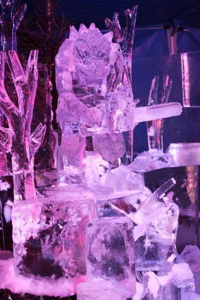 Ice Sculpture「Annual Ice Sculpture Festival In Bruges」:写真・画像(12)[壁紙.com]