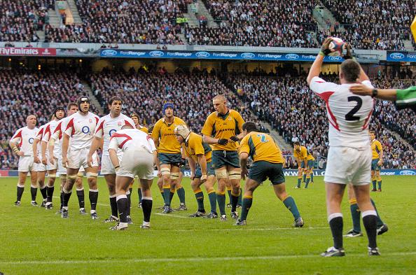 Twickenham「England v Australia Rugby Union international at Twickenham Stadium 2005」:写真・画像(16)[壁紙.com]