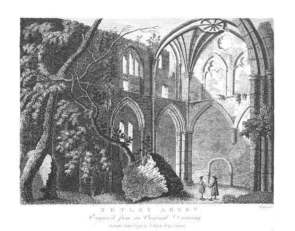 Monastery「Netley Abbey」:写真・画像(0)[壁紙.com]