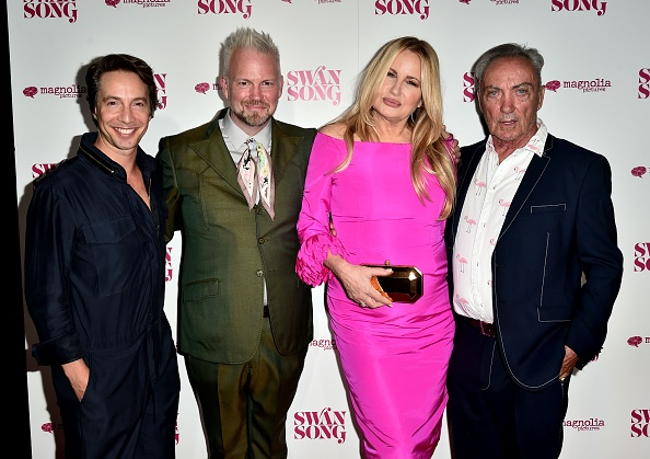 "Bestof「Los Angeles Premiere Of Magnolia Pictures' ""Swan Song""」:写真・画像(15)[壁紙.com]"