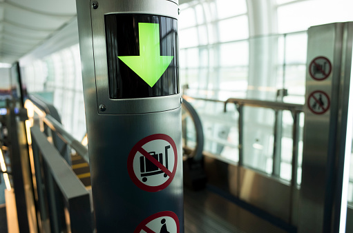 Passenger「Paul of the escalator of the airport not to board the cart.」:スマホ壁紙(3)