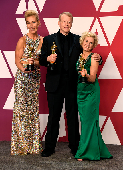 Best Makeup and Hairstyling「91st Annual Academy Awards - Press Room」:写真・画像(2)[壁紙.com]