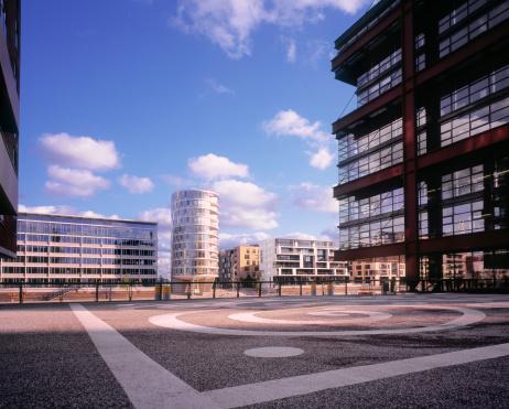 Town Square「Hafencity development project in Hamburg, Germany.」:スマホ壁紙(5)