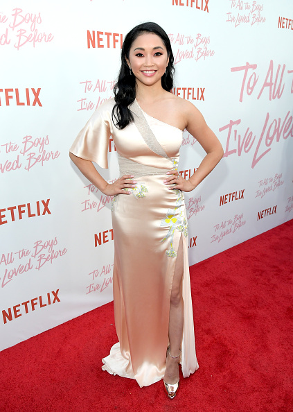 """Silver Shoe「Netflix's """"To All the Boys I've Loved Before"""" Los Angeles Special Screening」:写真・画像(9)[壁紙.com]"""