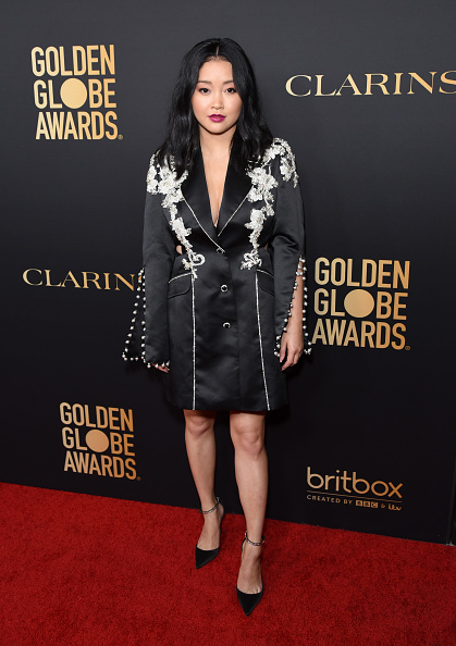 Presley Ann「Hollywood Foreign Press Association And The Hollywood Reporter Celebration Of The 2020 Golden Globe Awards Season And Unveiling Of The Golden Globe Ambassadors」:写真・画像(14)[壁紙.com]