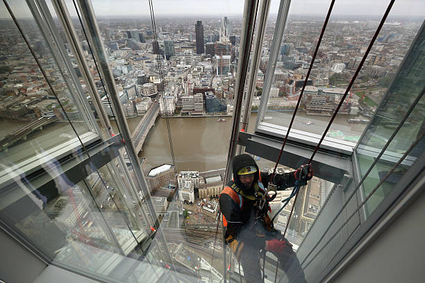 Press Preview Of The View From The Shard Tourist Attraction Which Opens In 2013:ニュース(壁紙.com)