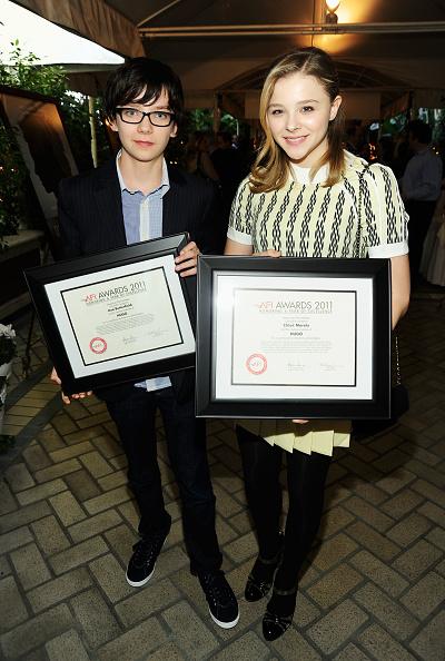 ヒューゴの不思議な発明「12th Annual AFI Awards - Presentation」:写真・画像(13)[壁紙.com]