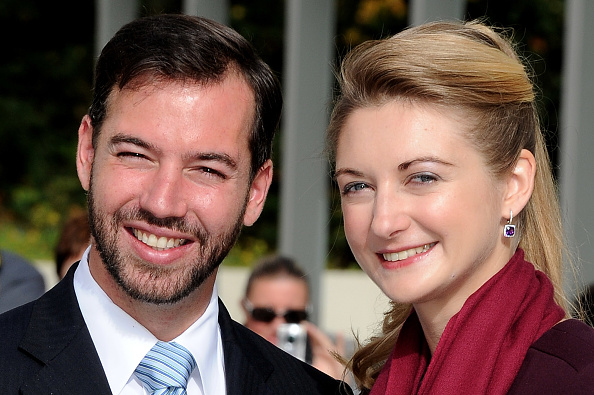 Wedding Reception「The Wedding Of Prince Guillaume Of Luxembourg & Stephanie de Lannoy - Civil Ceremony」:写真・画像(1)[壁紙.com]