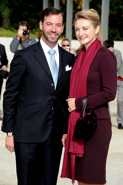 Wedding Reception「The Wedding Of Prince Guillaume Of Luxembourg & Stephanie de Lannoy - Civil Ceremony」:写真・画像(18)[壁紙.com]