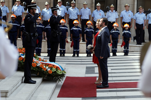 Luxembourg Royalty「Luxembourg Celebrates National Day : Day 1」:写真・画像(9)[壁紙.com]