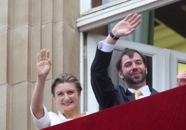 Luxembourg Royalty「Luxembourg Celebrates National Day - Day 1」:写真・画像(5)[壁紙.com]