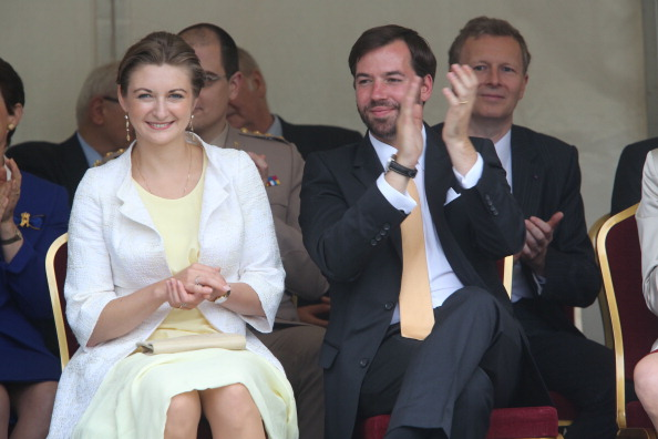 Luxembourg Royalty「Luxembourg Celebrates National Day - Day 1」:写真・画像(7)[壁紙.com]
