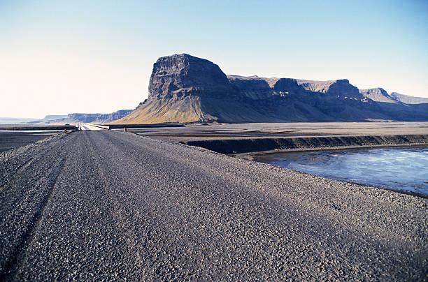 Icelandic Road:スマホ壁紙(壁紙.com)