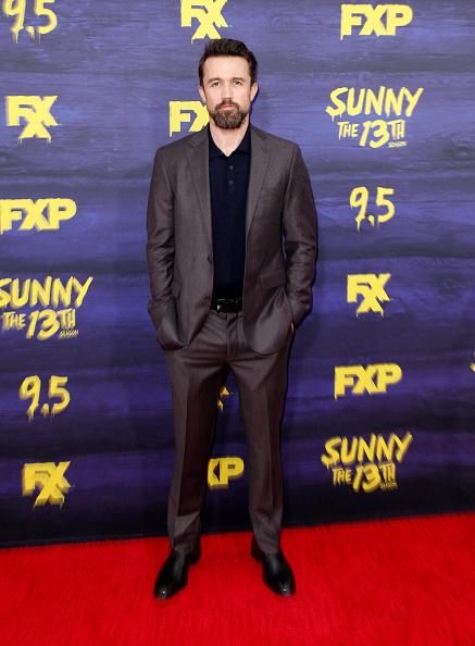 "Polo Shirt「Premiere Of FXX's ""It's Always Sunny In Philadelphia"" Season 13 - Arrivals」:写真・画像(17)[壁紙.com]"