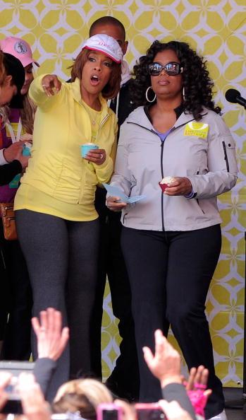"Oprah Winfrey「""Live Your Best Life Walk"" Celebrating The 10th Anniversary of O Magazine」:写真・画像(11)[壁紙.com]"