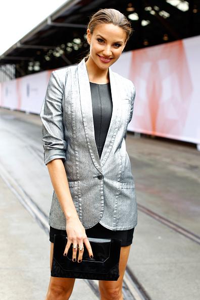 銀色「Street Style Day 2 - MBFWA S/S 2013」:写真・画像(13)[壁紙.com]