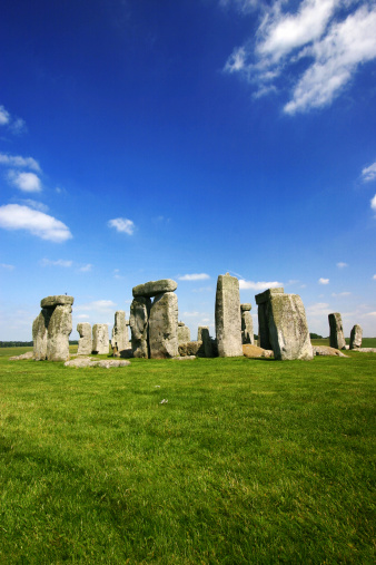 Archaeology「Stonehenge in Summer」:スマホ壁紙(9)