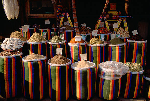 Spices in the Souk, Cairo, Egypt:ニュース(壁紙.com)