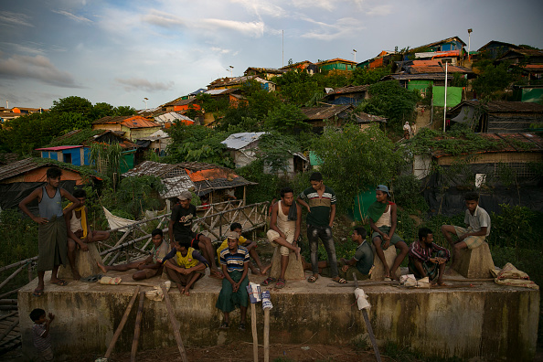 ベストオブ「Rohingya Refugees Mark Two Years Since The Crisis」:写真・画像(16)[壁紙.com]