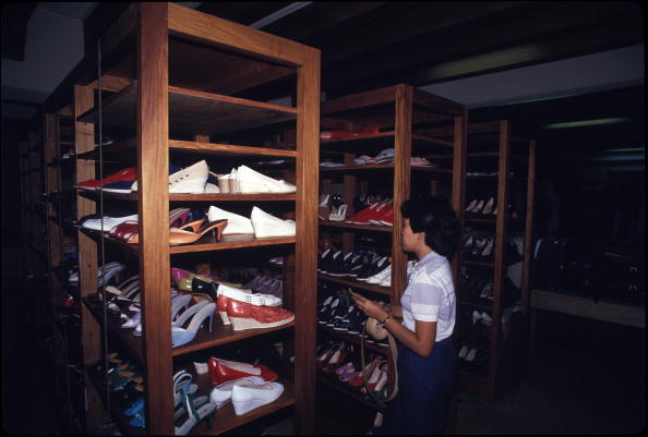 Bedroom「Imelda's Shoes」:写真・画像(14)[壁紙.com]