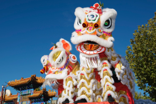 Dragon「Head of Chinese Dragon Puppet.」:スマホ壁紙(5)