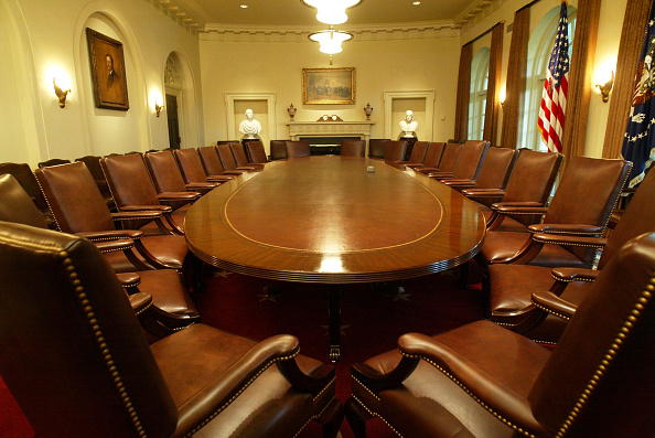 Alex Wong「White House Cabinet Room Refurbished After 22 Years」:写真・画像(13)[壁紙.com]