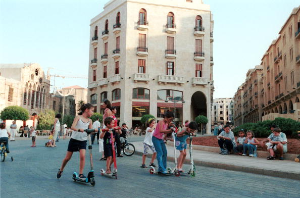 Architecture「The New And Improved Downtown Beirut」:写真・画像(7)[壁紙.com]