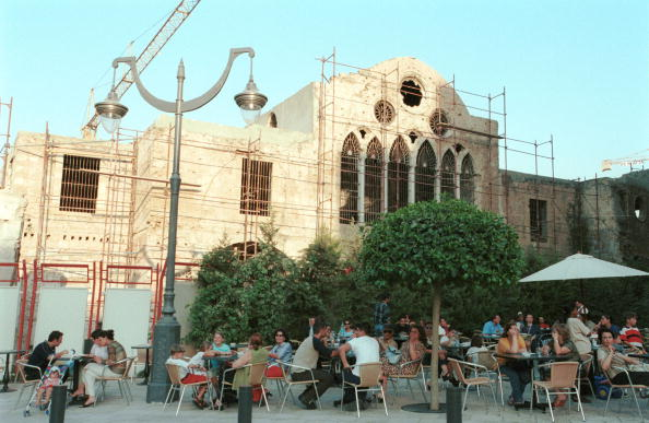Architecture「The New And Improved Downtown Beirut」:写真・画像(8)[壁紙.com]