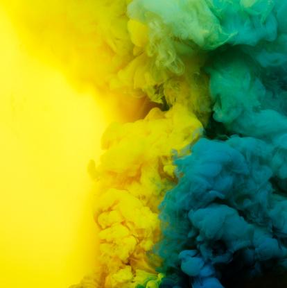 Smoke - Physical Structure「Colored smoke」:スマホ壁紙(7)