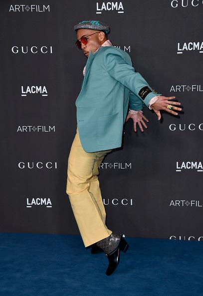Beret「2019 LACMA Art + Film Gala Presented By Gucci - Arrivals」:写真・画像(12)[壁紙.com]