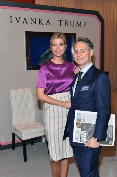 Jewelry「Ivanka Trump Jewelry Showroom At The Couture Jewelry Show」:写真・画像(9)[壁紙.com]