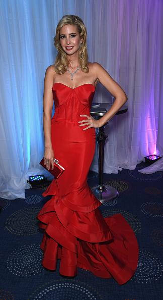 Flounced Dress「Yahoo News/ABC News White House Correspondents' Dinner Reception Pre-Party」:写真・画像(9)[壁紙.com]