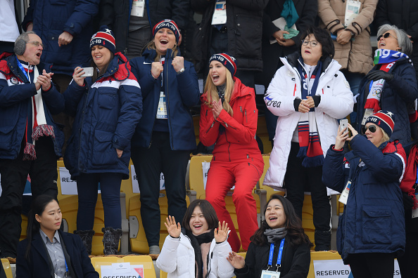 2018 Winter Olympics - Pyeongchang「Ivanka Trump Attends Day 15 of PyeongChang Winter Olympics」:写真・画像(4)[壁紙.com]