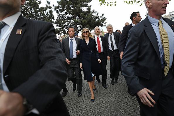 ベストオブ「Ivanka Trump Visits Other Locations In Berlin After W20 Conference」:写真・画像(17)[壁紙.com]