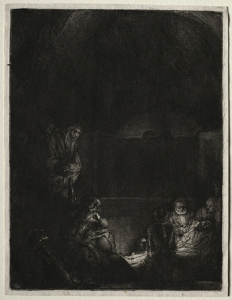 Etching「The Entombment」:写真・画像(16)[壁紙.com]