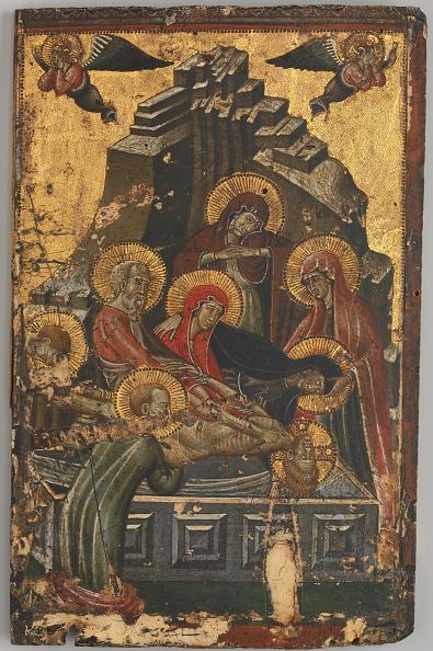 Circa 14th Century「The Entombment」:写真・画像(7)[壁紙.com]