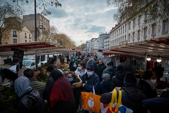 France「France Daily Life As Nationwide Lockdown Extended」:写真・画像(16)[壁紙.com]